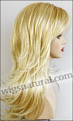 Synthetic wig Fashion Note, Forever Young wig collection, color 24BT102