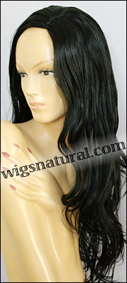 Synthetic wig Cosabella, Forever Young wig collection, color 1B