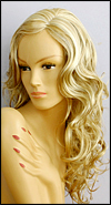 Synthetic wig VISAGE, Forever Young wig collection, color 24B/613