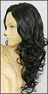 Synthetic wig VISAGE, Forever Young wig collection, color 1B