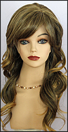Synthetic wig Picture Perfect, Forever Young wig collection, color 24BT18
