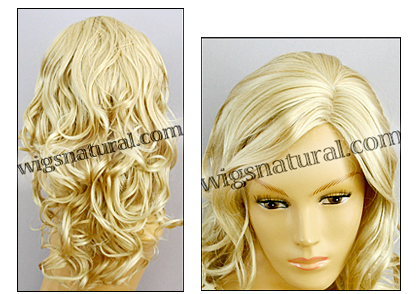 Synthetic wig VISAGE, Forever Young wig collection, color 24BT102