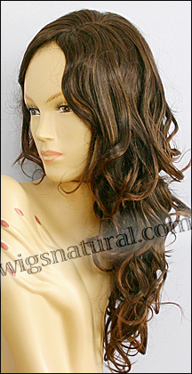 Synthetic wig VISAGE, Forever Young wig collection, color T1B/30