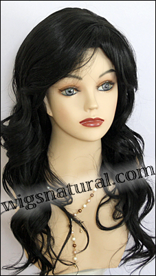 Synthetic wig Picture Perfect, Forever Young wig collection, color 1B
