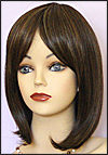 Magic Touch wig Topaz (FMT 7), Magic touch wig collection, color shown 1008