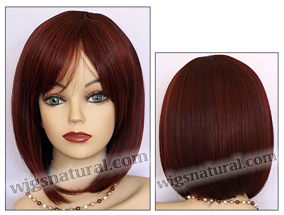 Magic Touch wig Topaz (FMT 7), Magic touch wig collection, color shown F2037