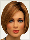 Envy full hand-tied wig Tasha, (color shown creamed coffee)