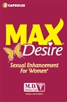 MAX DESIRE SINGLE PACK