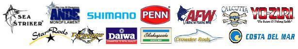 Fishing Headquarters Radio Show Sponsors