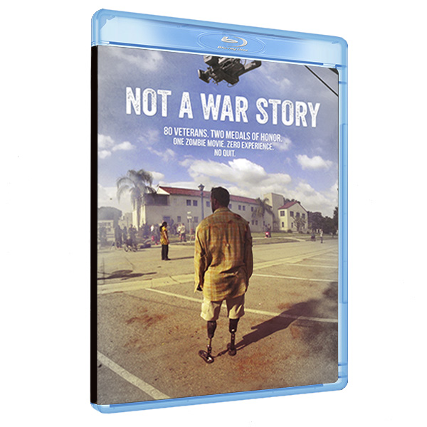 Not A War Story Blu Ray