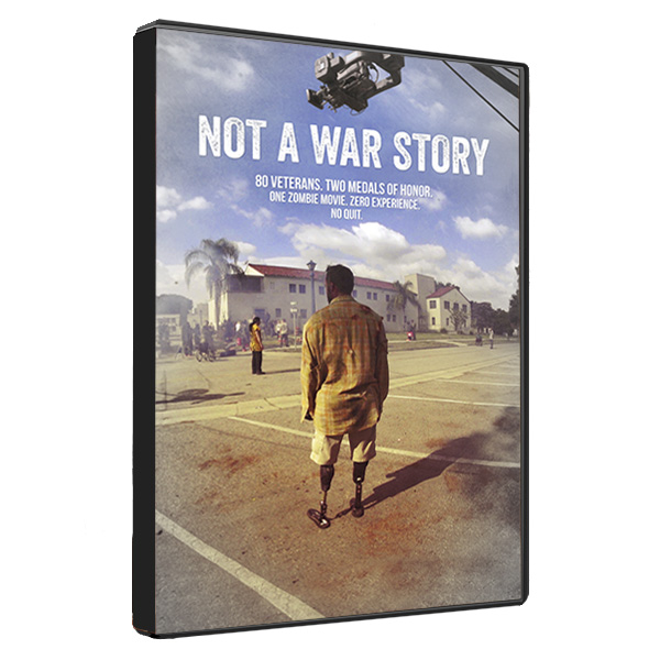 Not a War Story DVD
