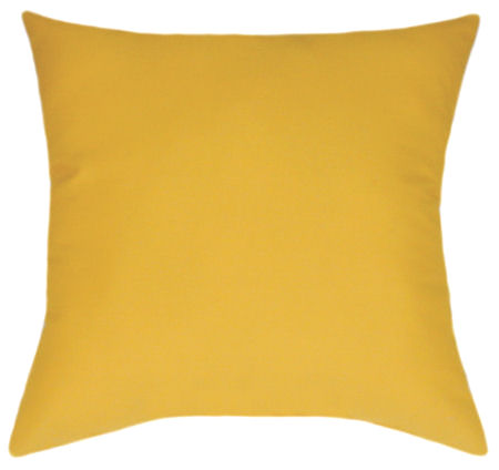 Throw Pillow Yellow : Art Yellow Throw Pillow- Decorative Pillow, Accent Pillow