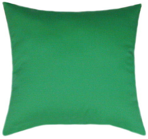 Decorative Pillows With Green : Capri Green Throw Pillow - Decorative Pillow, Accent Pillow