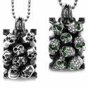 Ivy Mike Catacomb Dog Tags
