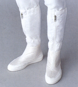TOYO LINT FREE FS663C Cleanroom Boots (Size 22.0cm - 27.0cm)