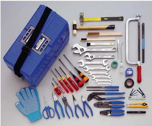 HOZAN S-51 Tool Kit