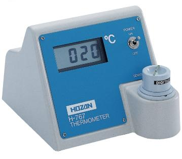 HOZAN H-767-TA Digital Thermometer with Calibration Certificate