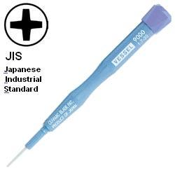 VESSEL 9000 JIS Ceramic Driver, JIS 1.7mm