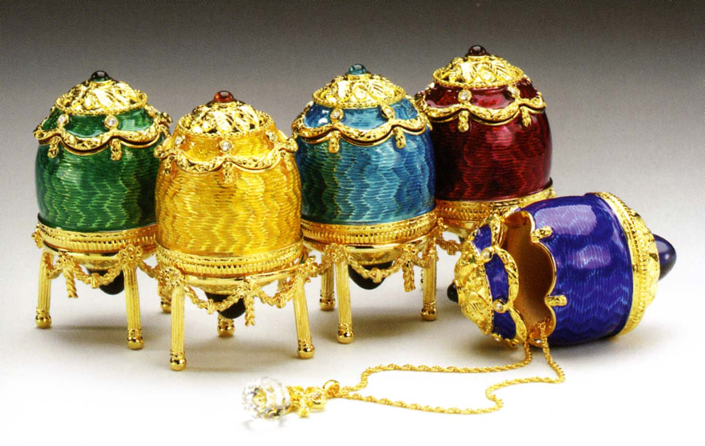 Exquisite And Rare Music Boxes Singing Birds Mechanical Birds