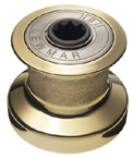 Lewmar #6 Standard Bronze One Speed Winch