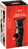 One-Cup Travel Mug Set - Black
