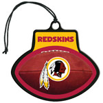 Air Freshener - NFL Washington Redskins (1 pack)