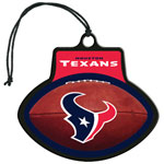 Air Freshener - NFL Houston Texans (1 pack)