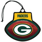 Air Freshener - NFL Green Bay Packers (1 pack)
