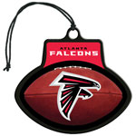 Air Freshener - NFL Atlanta Falcons (1 pack)