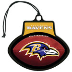 Air Freshener - NFL Baltimore Ravens (1 pack)
