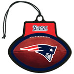Air Freshener - NFL New Englands Patriots (1 pack)