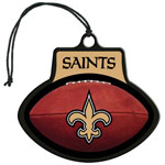 Air Freshener - NFL New Orleans Saints (1 pack)