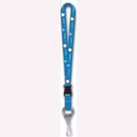 Team Logo Lanyard (Necklace Keychain) - NFL San Diego Chargers