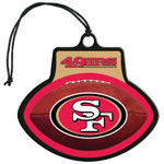 Air Freshener - NFL San Francisco 49ers (1 pack)