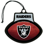 Air Freshener - NFL Oakland Raiders (1 pack)
