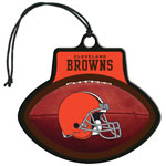 Air Freshener - NFL Cleveland Browns (1 pack)