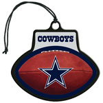 Air Freshener - NFL Dallas Cowboys (1 pack)