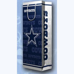 Slim Gift Bag - NFL Dallas Cowboys