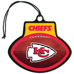 Air Freshener - NFL Kansas City Chiefs (1 pack)