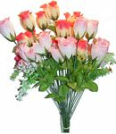 #16028 12 BUDS ROSE BOUQUET