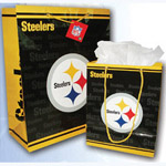 Gift Bags - NFL Pittsburgh Steelers