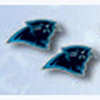 Primary Logo Post Earring - NFL Carolina Panthers