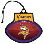 Air Freshener - NFL Minnesota Vikings (1 pack)