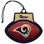 Air Freshener - NFL St. Louis Rams (1 pack)