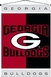 License Sports NCAA Banner - Georgia Bulldogs