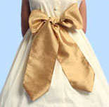 Additional Colored Sashes for BL151 Dresses