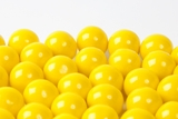 Yellow Gourmet Gumballs (14 Pound Case)