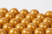 Gold Gourmet Gumballs (1 Pound Bag)