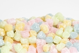 Colored Mochi Rice Cakes (1 Pound Bag)