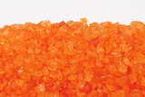Orange Rock Candy Crystals (5 Pound Bag)